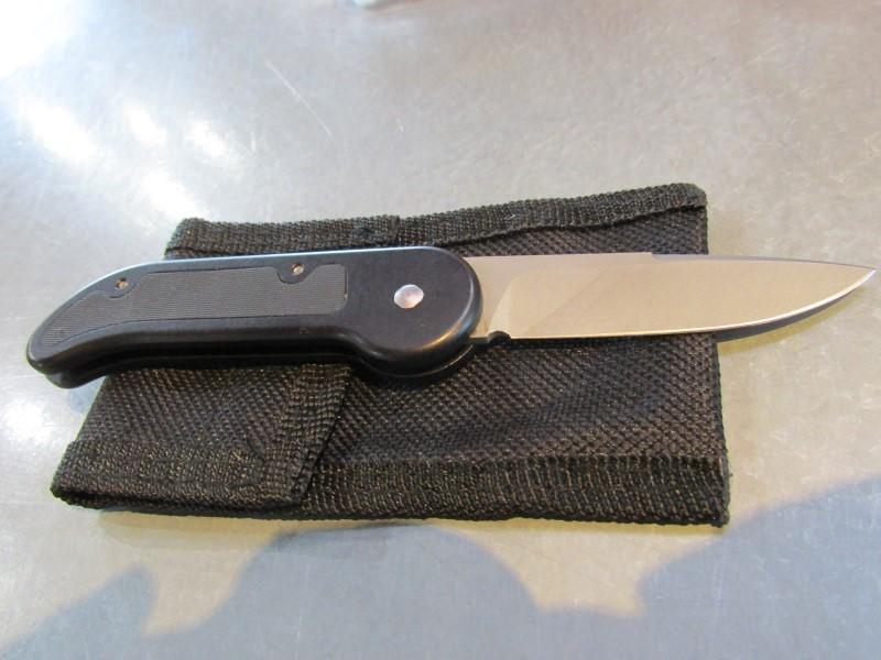 PARAGON KNIFE Pocket Knife S30V