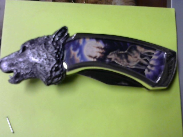 FRANKLIN MINT Pocket Knife COLLECTORS KNIFE