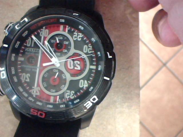 CITIZEN Gent's Wristwatch ECO DRIVE B612-S087821