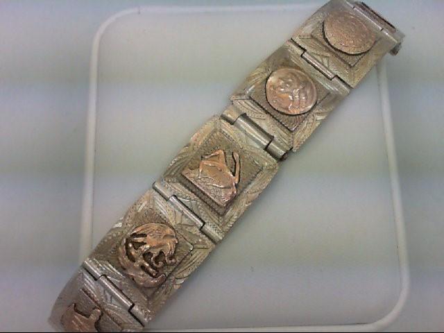 Silver Bracelet 925 Silver 41.1g