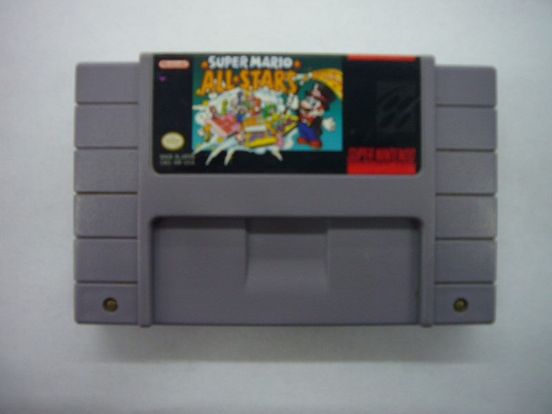 SNES SUPER MARIO ALL STARS *CARTRIDGE ONLY*