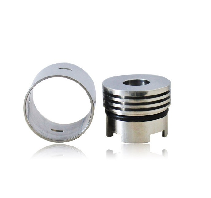 PATRIOT HALO CAP CLONE STAINLESS VAPE PART