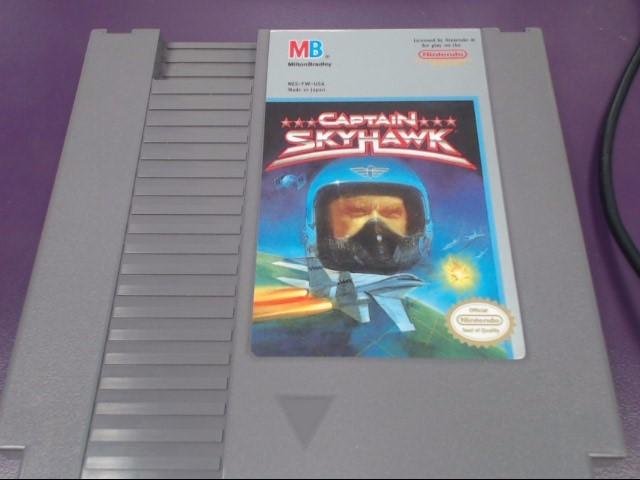 NINTENDO Nintendo NES CAPTAIN SKYHAWK