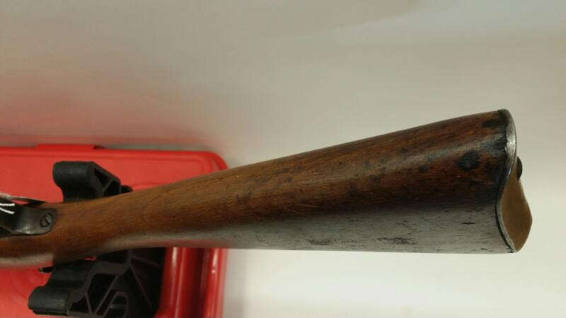 Rifle CARCANO