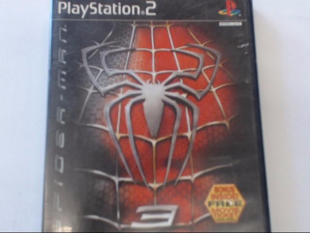 SONY PS2 SPIDERMAN 3
