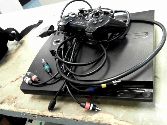 SONY Video Game System PLAYSTATION 3 - SYSTEM - 160GB - CECH-3001A