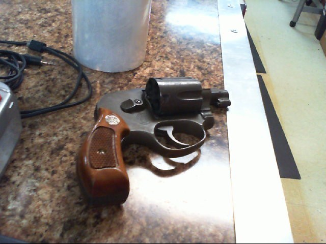 SMITH & WESSON Revolver 49