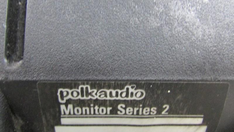 POLK AUDIO MONITOR SERIES with Center Speaker