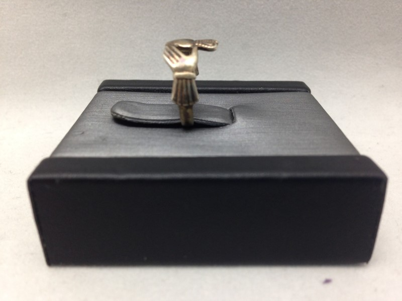 Lady's Silver Ring 925 Silver 1dwt Size:3