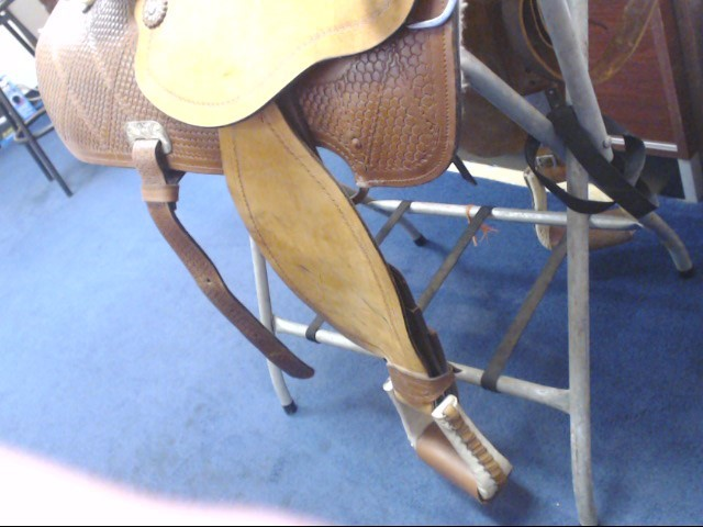 Horse Tack WESTERN SADDLE