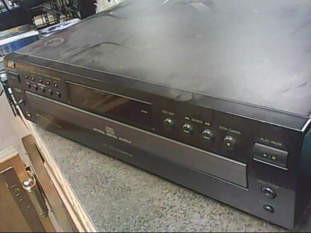 JVC CD Player XL-FZ158