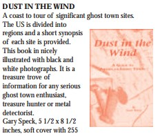 JOBE 4052, DUST IN THE WIND  -  BOOK