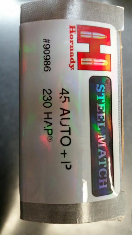 HORNADY Ammunition 90986