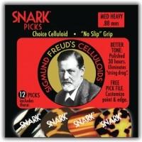 SNARK .88MM MEDIUM 12PK GUITAR PICKS