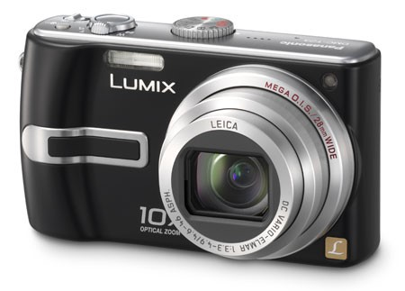 PANASONIC Digital Camera DMC-TZ3