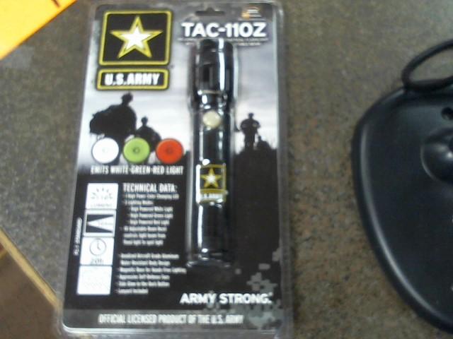 ARMY STRONG Flashlight TAC-110Z
