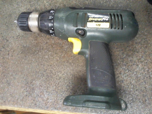 BLACK & DECKER Cordless Drill Q129