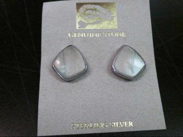 Silver Earrings 925 Silver 9g