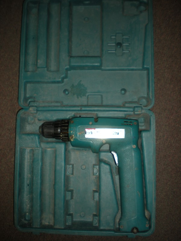 MAKITA Cordless Drill 6095D CORDLESS
