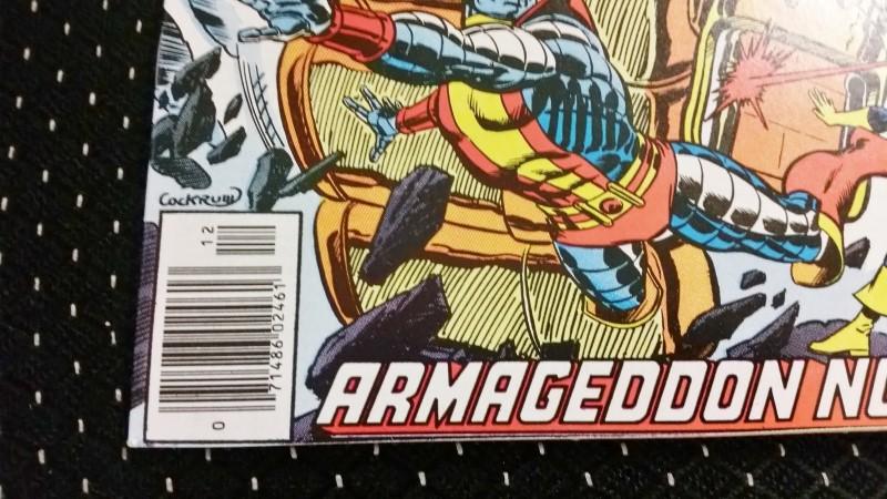 "X-Men Vol. 1 #108 Dec. 1977 ""Armageddon Now!"" 35c Marvel"