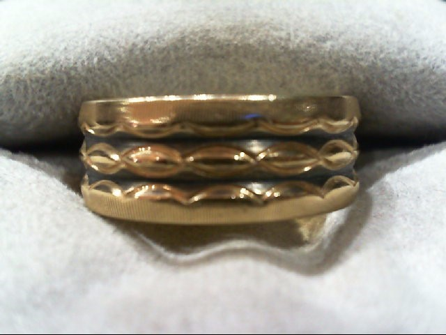 Gent's Gold Wedding Band 14K Yellow Gold 5g