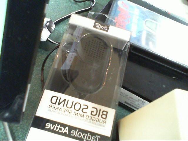 IFROGZ IPOD/MP3 Accessory BOOST PLUS