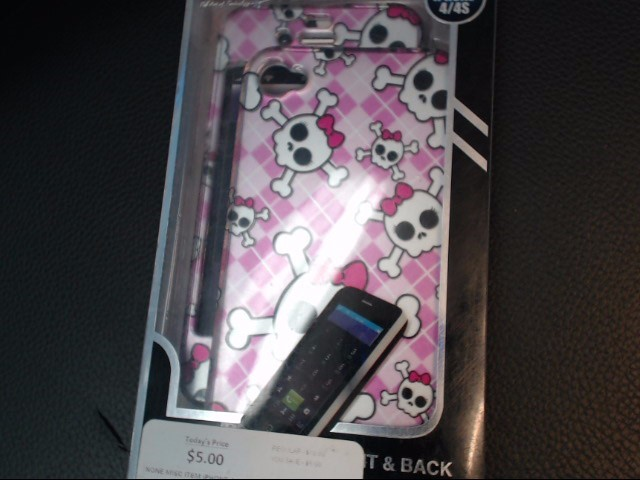 Cell Phone Accessory IPHONE CASE