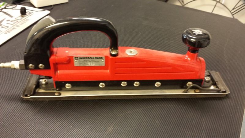 INGERSOLL RAND Vibration Sander 315 STRAIGHT SANDER