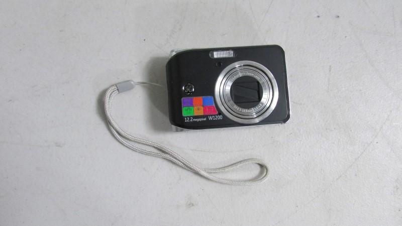 GE Digital Camera W1200