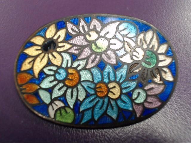 Antique Pin/Brooch Copper 8.7g