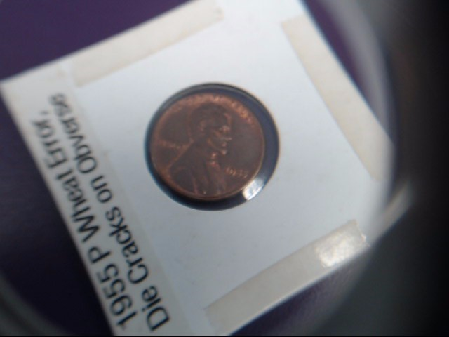 UNITED STATES Coin LINCOLN CENT (WHEAT REVERSE)(1909 - 1958)