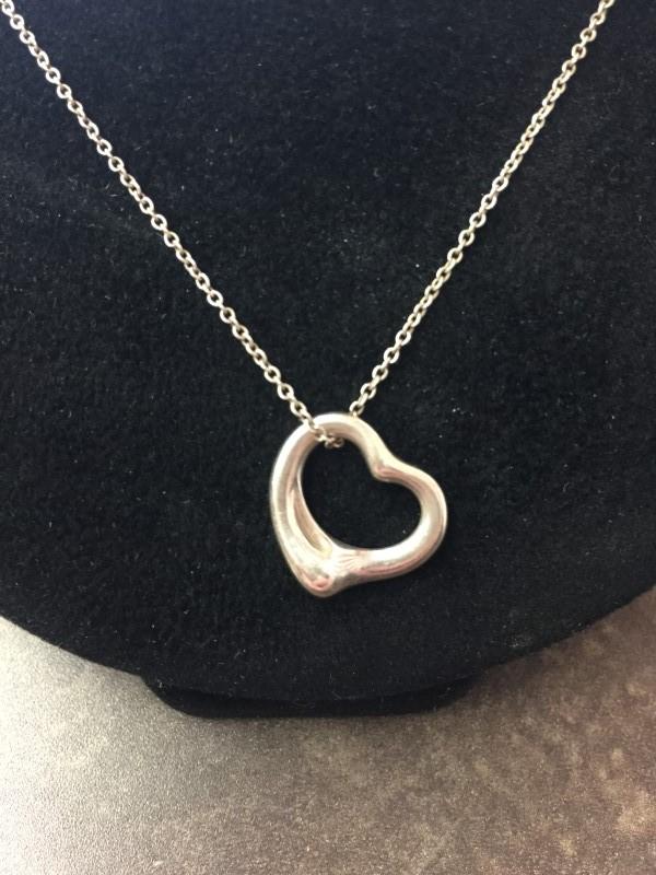 Tiffany & Co. Silver Chain 925 Silver 1.9dwt