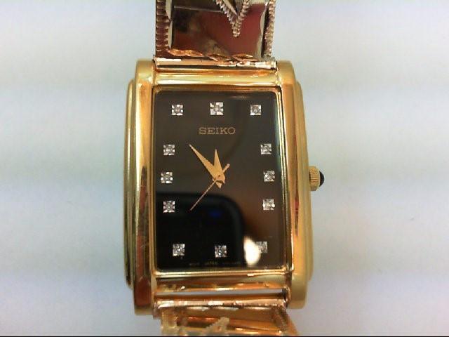 SEIKO Gent's Wristwatch V701-5E49