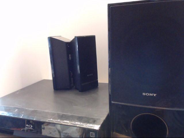 SONY DVD Player BDV-E300