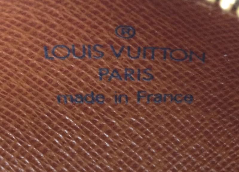 LOUIS VUITTON PAPILLON 30 HANDBAG MONOGRAM M51385