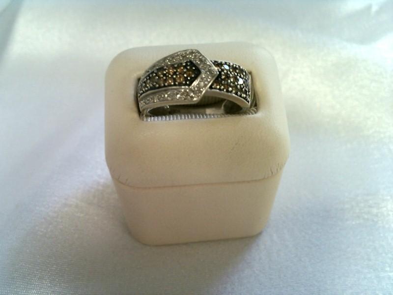 LADY'S DIAMOND RING BELT BUCKLE STYLE