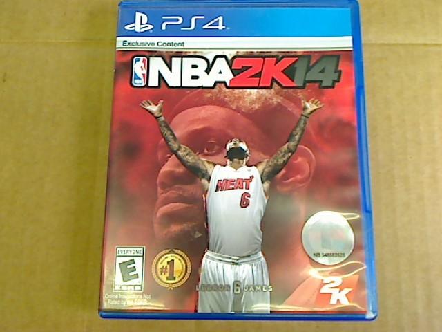 SONY Sony PlayStation 4 NBA 2K14 - PS4