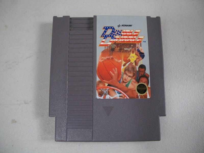 NINTENDO Nintendo NES NES DOUBLE DRIBBLE