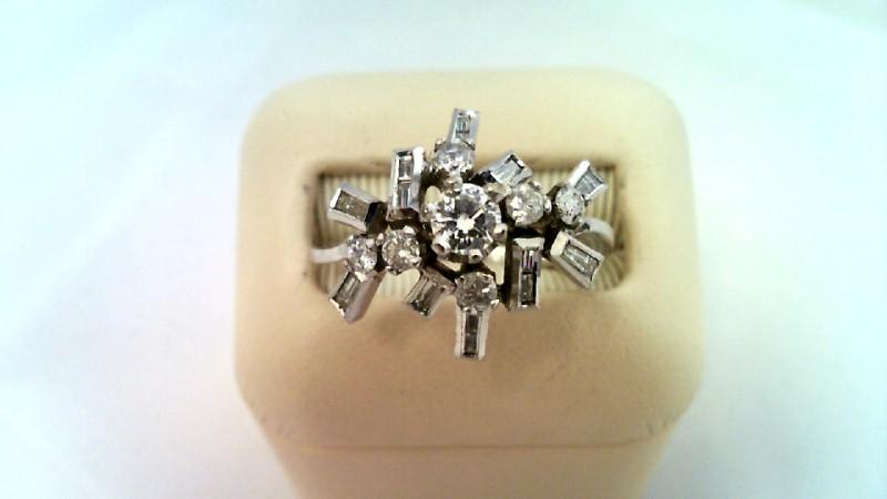 LADY'S FASHION DIAMOND RING
