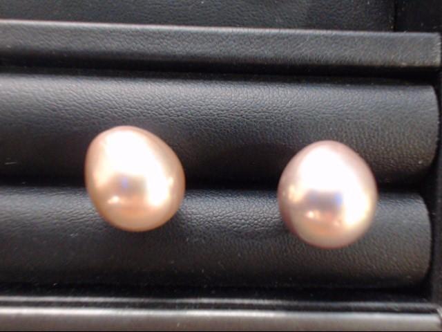 Gold Earrings 14K Yellow Gold 8.6g
