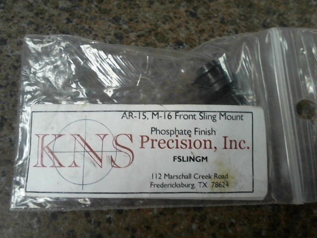 KNS PRECISION FRONT SLING MOUNT