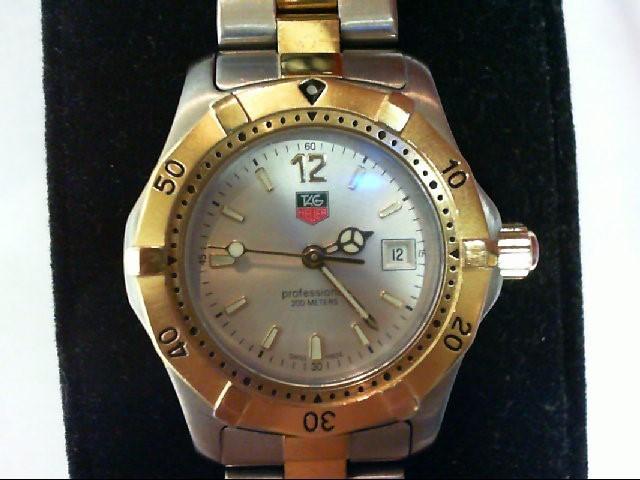 TAG HEUER Lady's Wristwatch WK-1320