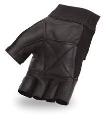 FIRST MANUFACTURING  FLWL20GL-S FINGERLESS GLOVE