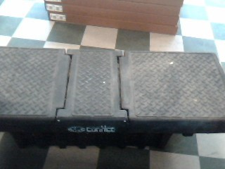 CONTICO Tool Storage Box TUFF BOX TRUCK TOOL BOX