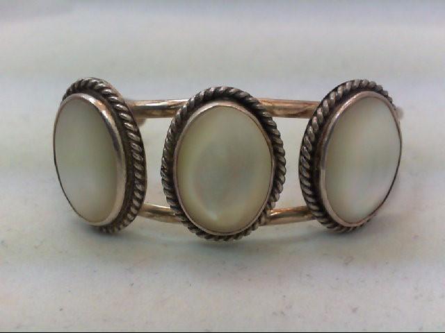Silver Bracelet 925 Silver 17.5g