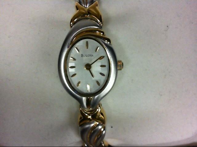 BULOVA Lady's Wristwatch AO