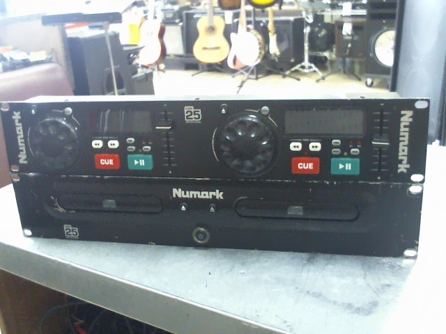 NUMARK ELECTRONICS DJ Equipment CDN25G-00