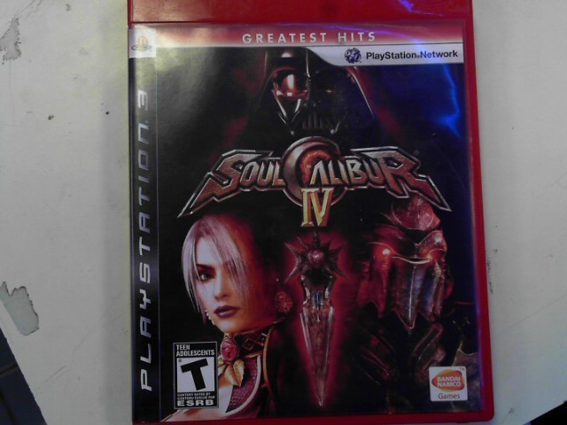 SONY Sony PlayStation 3 Game PS3 GAMES 3