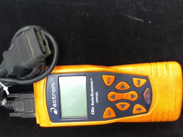 ACTRON Diagnostic Tool/Equipment CP9185