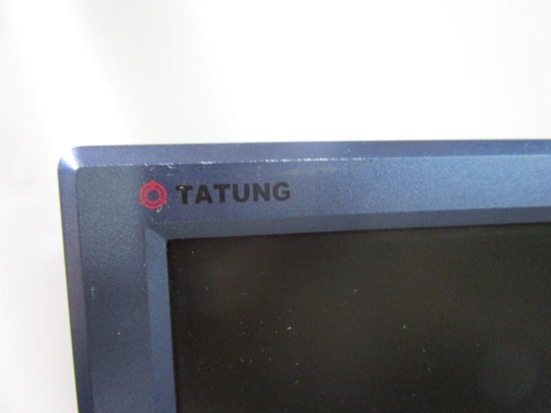 TATUNG MONITOR, MODEL L17UCCT